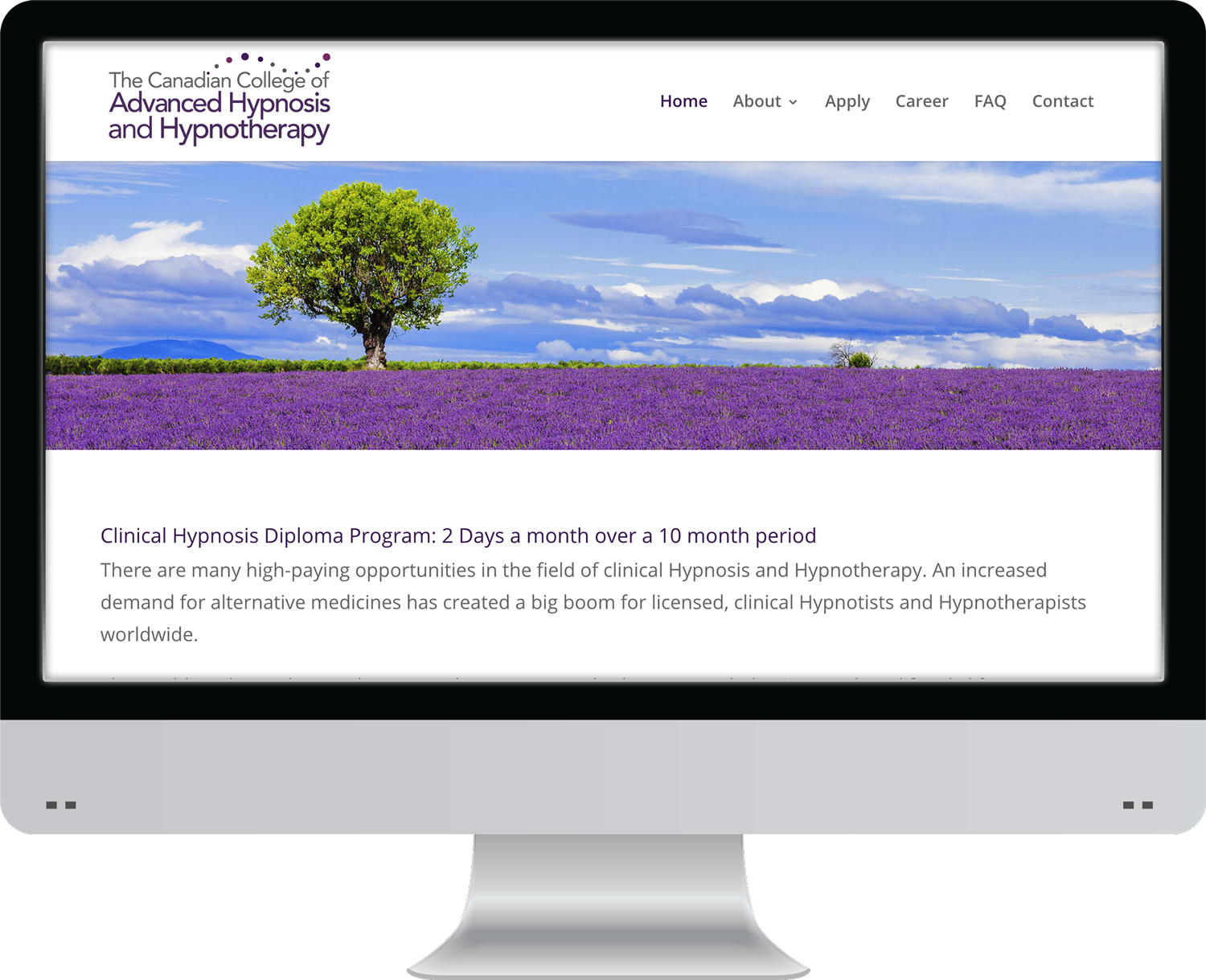 Canadian College Of Advanced Hypnosis And Hypnotherapy