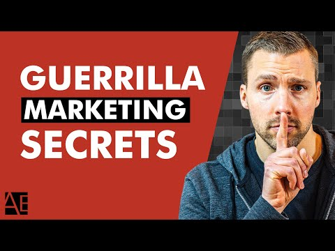 What Is Guerrilla Marketing How It Works!